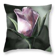 Rita Rose Throw Pillow