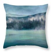 River Song Throw Pillow