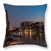 Riverwalk Throw Pillow