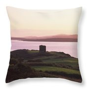 Roaringwater Bay, Co Cork, Ireland Throw Pillow