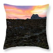 Robbers Roost Throw Pillow
