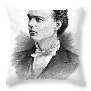 Robert Burns Wilson Throw Pillow