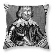 Robert Devereux (1591-1646) Throw Pillow