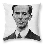 Robert Erskine Childers Throw Pillow