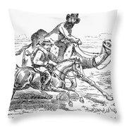 Robert Ohara Burke Throw Pillow