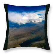 Rockies Throw Pillow
