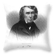 Roger B. Taney (1777-1864) Throw Pillow