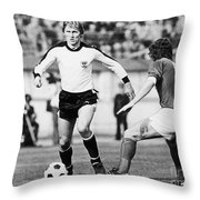 Roland Hattenberger Throw Pillow