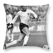 Rolf R�ssmann (1950-2009) Throw Pillow