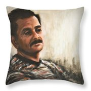 Roma Disciple Throw Pillow