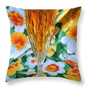Romantic Glow Throw Pillow