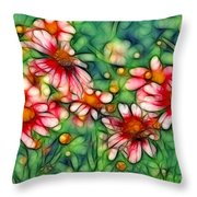 Rondo Throw Pillow by Aimelle