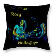 Finding The Cosmic Notes 3 Throw Pillow