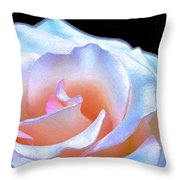 Rose 158 Throw Pillow