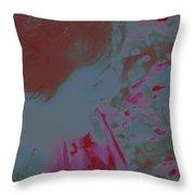 Rose Aroma Throw Pillow
