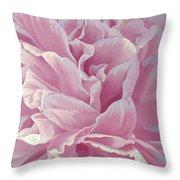Rose Dream Throw Pillow