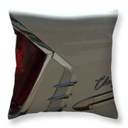 Route 66 Classic Cars 2 Throw Pillow