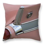 Route 66 Studebaker Hawk Throw Pillow
