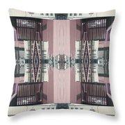 Royal Gorge Throw Pillow