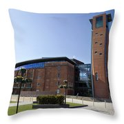 Royal Shakespeare Theatre Throw Pillow