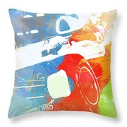 Rubens Baricello Throw Pillow