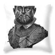 Rudolf II (1552-1612) Throw Pillow