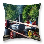 Rumley Powers The Saw Throw Pillow