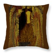 Running Clydesdale Horse Throw Pillow