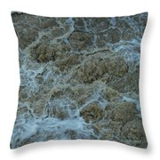 Runoff Throw Pillow