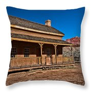 Russell Home Throw Pillow