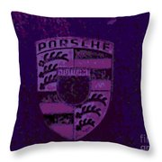 Rustication Throw Pillow
