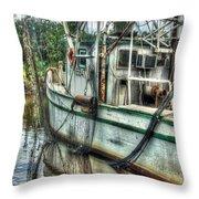Safe Harbor Lil Arthur Throw Pillow