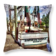 Safe Harbor Southern Tradition Throw Pillow