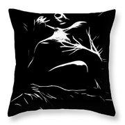 Safer Sex Throw Pillow