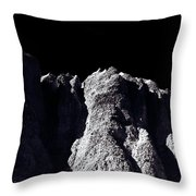 Sailing Night Throw Pillow