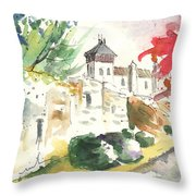 Saint Bertrand De Comminges 04 Throw Pillow