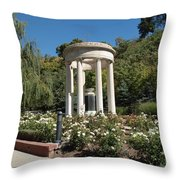 Salt Lake Great War Memorial One Throw Pillow