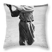 Samuel Crawford (1880-1968) Throw Pillow