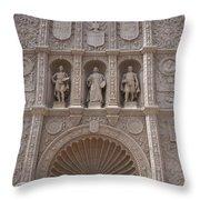 San Diego Museum Of Art Throw Pillow