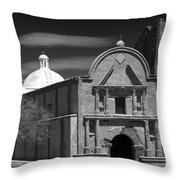 San Jose De Tumacacori Throw Pillow