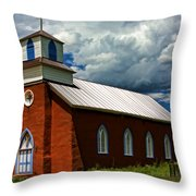 San Rafael Throw Pillow