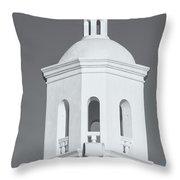 San Xavier Del Bac Mission Iv Throw Pillow