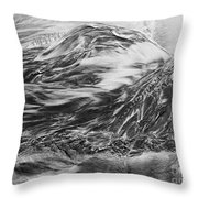 Sand Painting 10 Throw Pillow