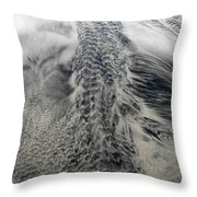 Sand Painting 12 Throw Pillow