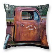 Sanford And Son Salvage 2 Throw Pillow
