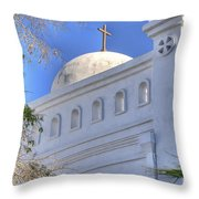 Santa Cruz 4 Throw Pillow