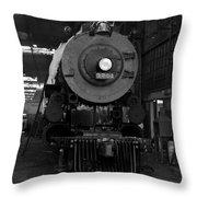 Santa Fe 3751 Getting Some Love Throw Pillow