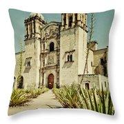 Santo Domingo Throw Pillow