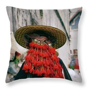 Sapa Fashion Throw Pillow