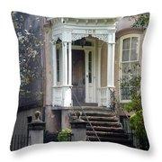 Savannah Doorway Throw Pillow